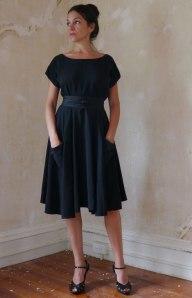 Vintage-Inspired Pocket Dresses