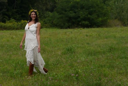 One-of-a-kind Wedding Dresses